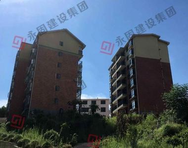 湖北县盛世豪庭二期工程