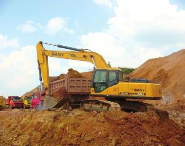 江西土石工程